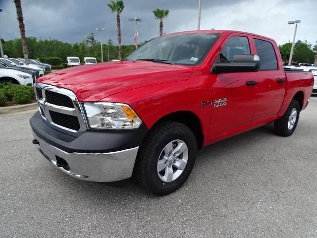 2018 Ram 1500 Crew Cab 4x4,  Pickup #R18462 - photo 1