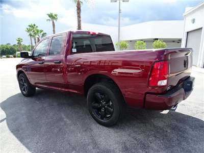 2018 Ram 1500 Quad Cab 4x2,  Pickup #R18492 - photo 2
