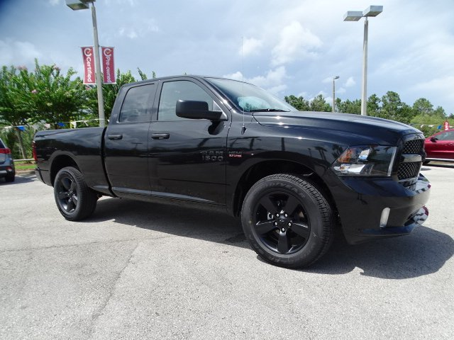 2018 Ram 1500 Quad Cab 4x2,  Pickup #R18503 - photo 3