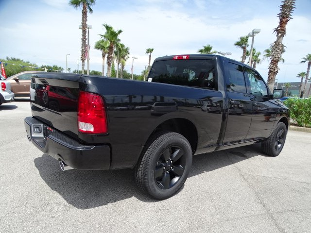 2018 Ram 1500 Quad Cab 4x2,  Pickup #R18503 - photo 5