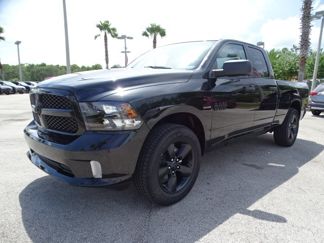 2018 Ram 1500 Quad Cab 4x2,  Pickup #R18503 - photo 1
