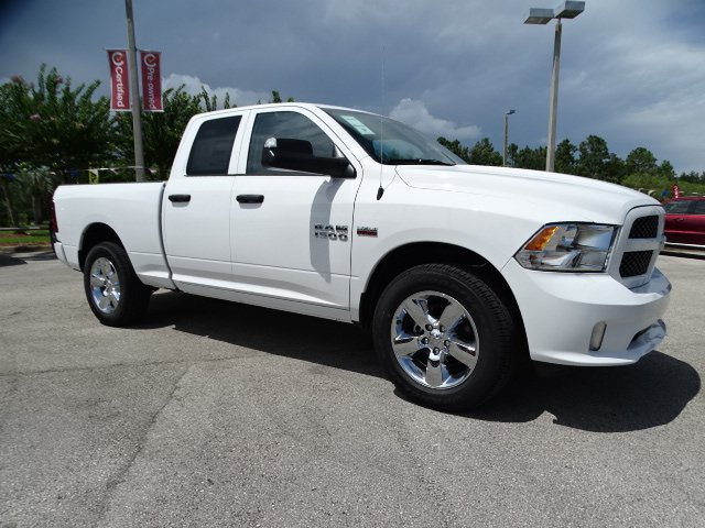 2018 Ram 1500 Quad Cab 4x2,  Pickup #R18511 - photo 1