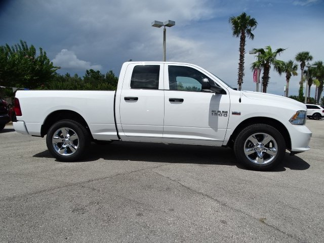 2018 Ram 1500 Quad Cab 4x2,  Pickup #R18511 - photo 3