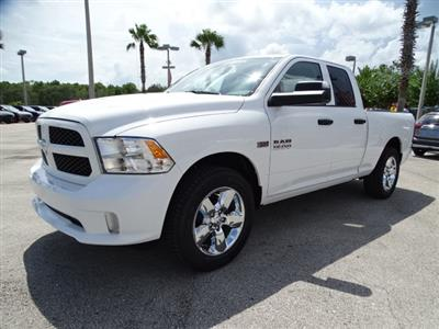 2018 Ram 1500 Quad Cab 4x2,  Pickup #R18511 - photo 7