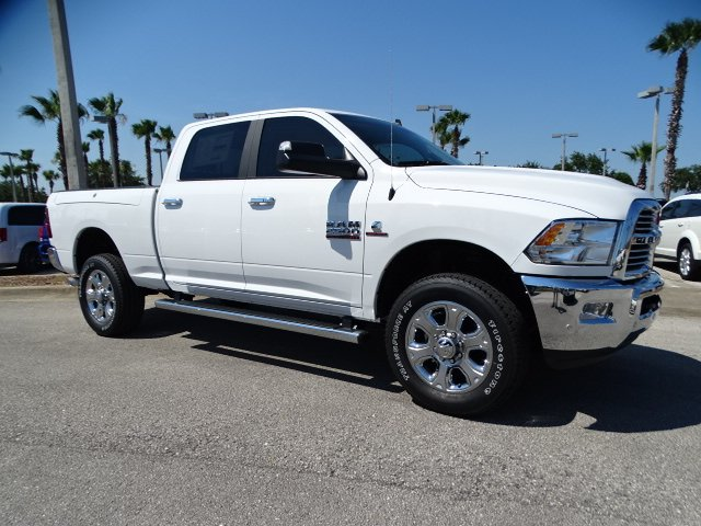 2018 Ram 2500 Crew Cab 4x4,  Pickup #R18523 - photo 3