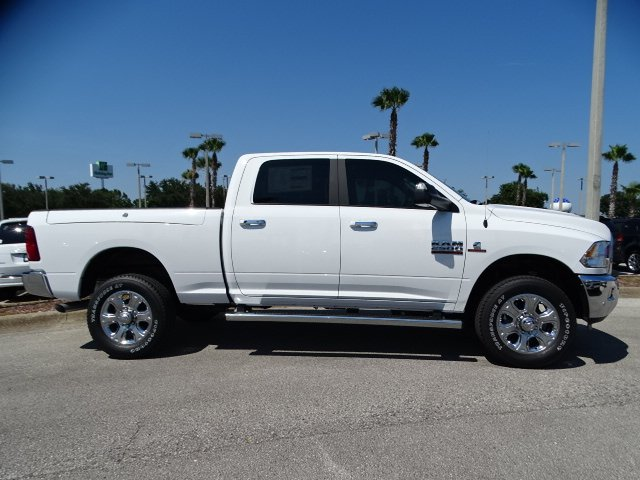 2018 Ram 2500 Crew Cab 4x4,  Pickup #R18523 - photo 4