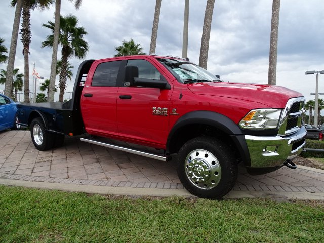 2018 Ram 4500 Crew Cab DRW 4x4,  Hauler Body #R18603 - photo 15