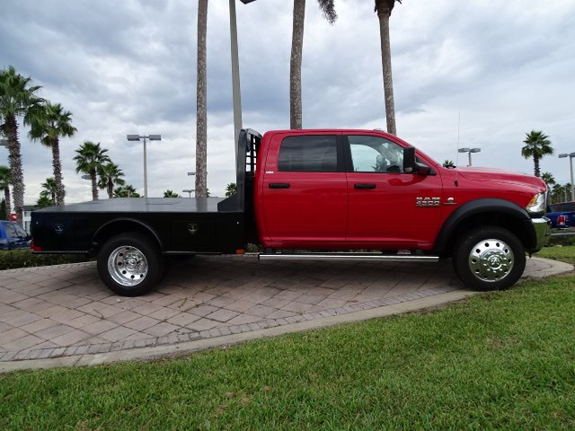 2018 Ram 4500 Crew Cab DRW 4x4,  Hauler Body #R18603 - photo 16