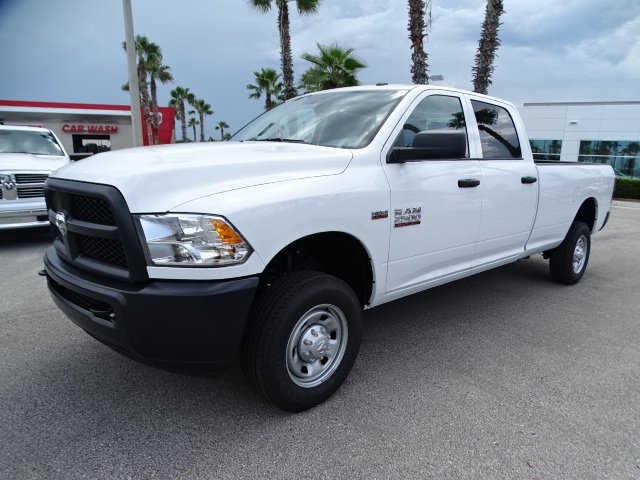2018 Ram 2500 Crew Cab 4x4,  Pickup #R18619 - photo 1