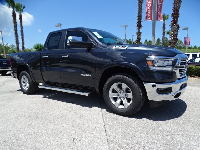 2019 Ram 1500 Quad Cab 4x4,  Pickup #R19023 - photo 1