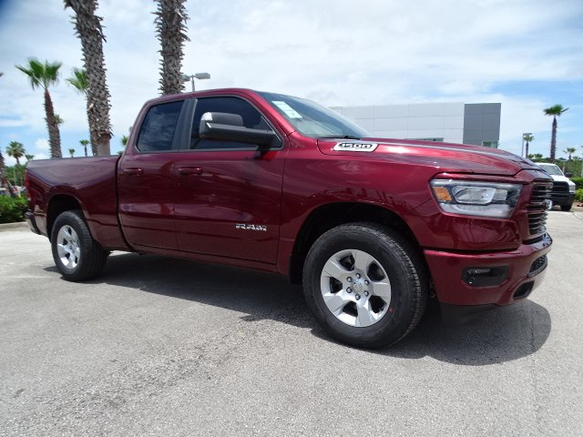 2019 Ram 1500 Quad Cab 4x2,  Pickup #R19034 - photo 3