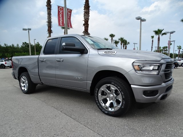 2019 Ram 1500 Quad Cab 4x4,  Pickup #R19050 - photo 3
