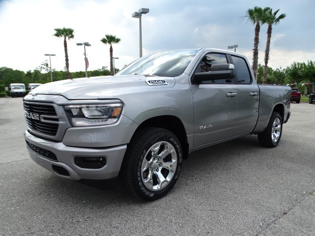 2019 Ram 1500 Quad Cab 4x4,  Pickup #R19050 - photo 1