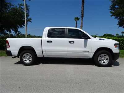 2019 Ram 1500 Crew Cab 4x4,  Pickup #R19052 - photo 4
