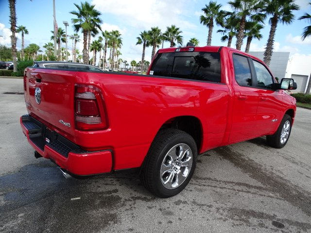 2019 Ram 1500 Quad Cab 4x4,  Pickup #R19094 - photo 4
