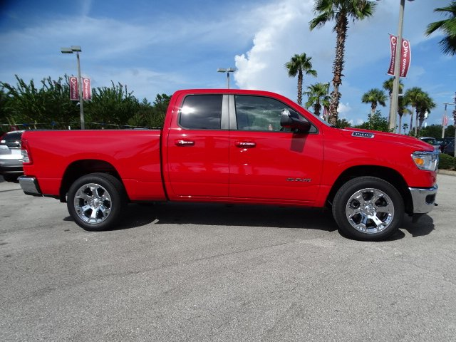2019 Ram 1500 Quad Cab 4x4,  Pickup #R19162 - photo 4