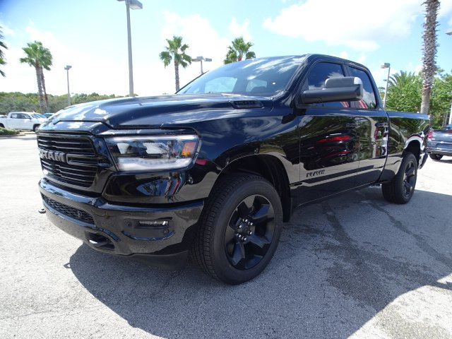 2019 Ram 1500 Quad Cab 4x4,  Pickup #R19174 - photo 1