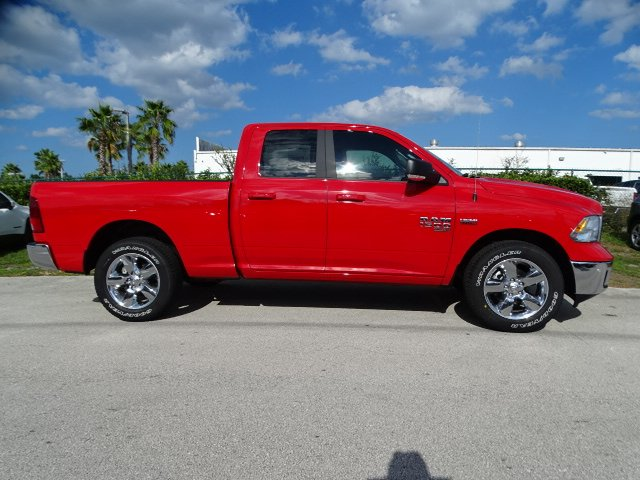 2019 Ram 1500 Quad Cab 4x2,  Pickup #R19220 - photo 4