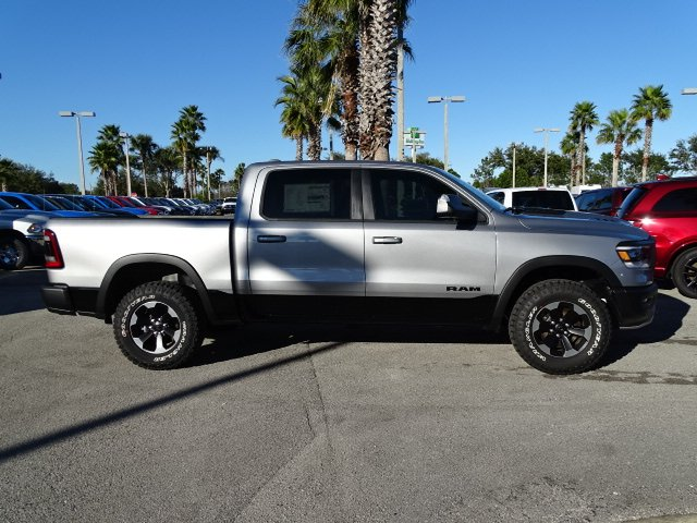 2019 Ram 1500 Crew Cab 4x4,  Pickup #R19304 - photo 4