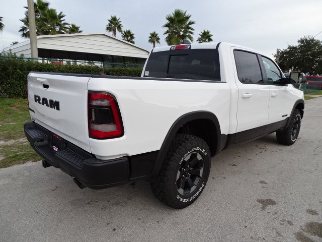 2019 Ram 1500 Crew Cab 4x2,  Pickup #R19310 - photo 3