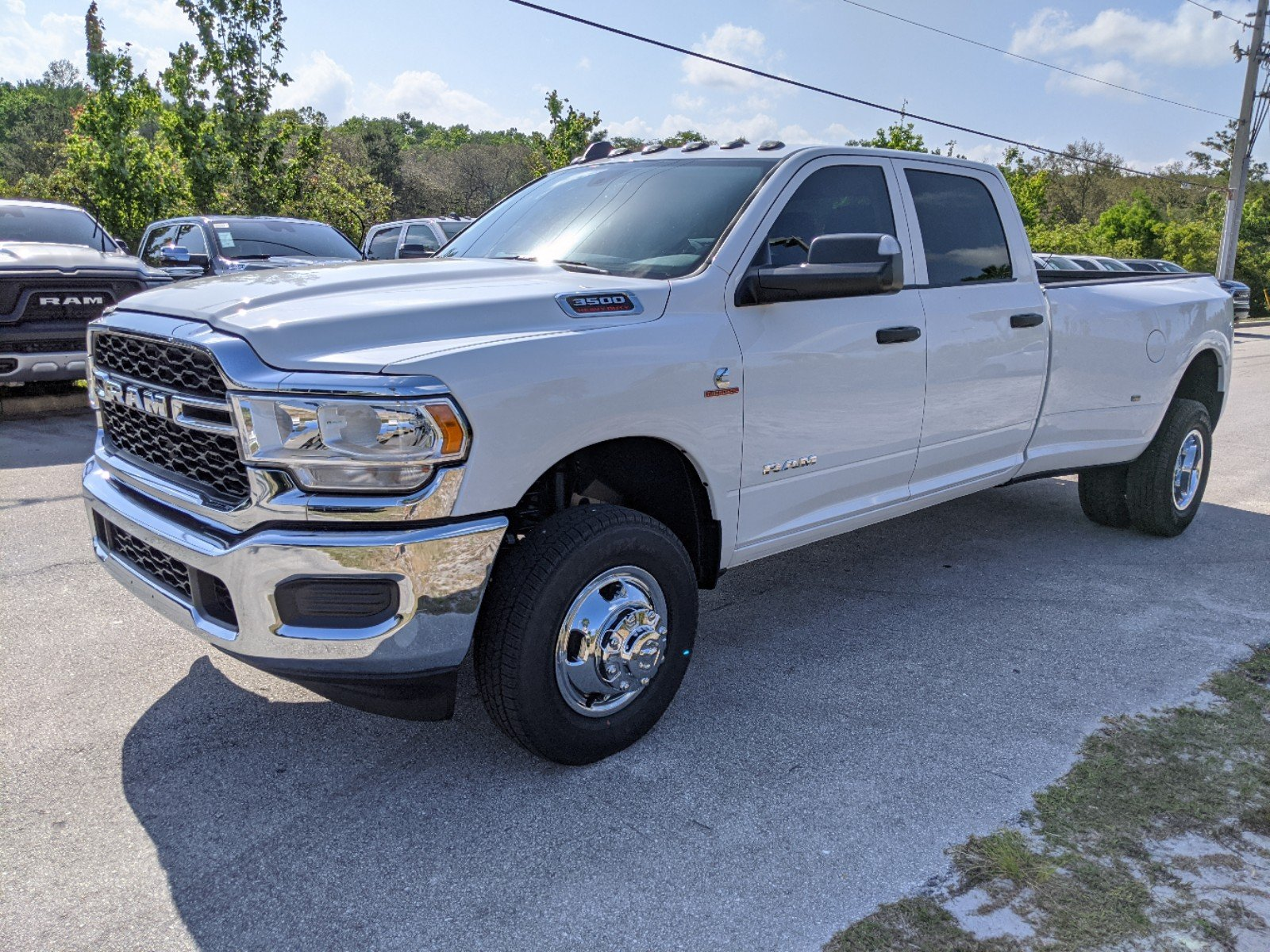 2020 Ram 3500 Crew Cab DRW 4x4, Pickup #R20198 - photo 1