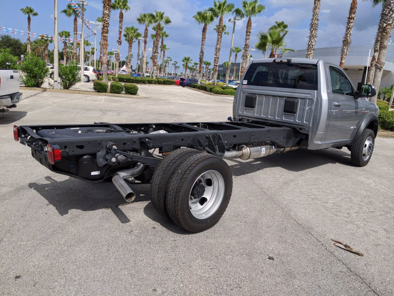 2020 Ram 4500 Regular Cab DRW 4x4, Cab Chassis #R20203 - photo 1