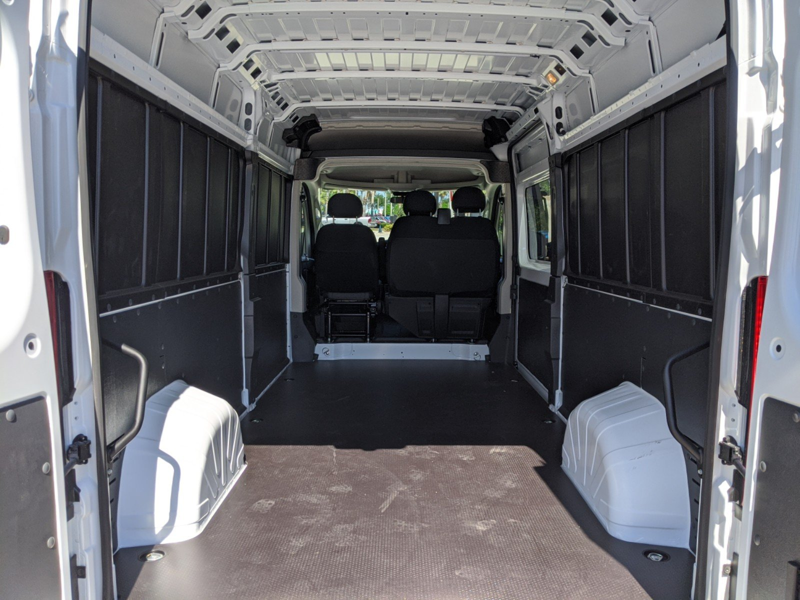 2020 Ram ProMaster 2500 High Roof FWD, Empty Cargo Van #R20204 - photo 1
