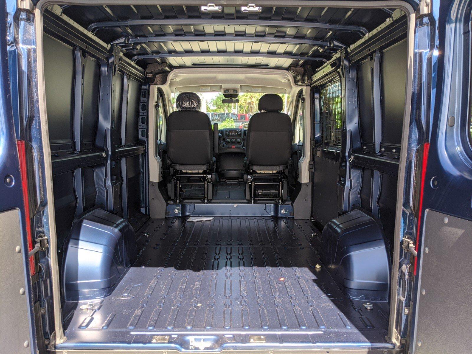2020 ProMaster 1500 Standard Roof FWD, Empty Cargo Van #R20206 - photo 1
