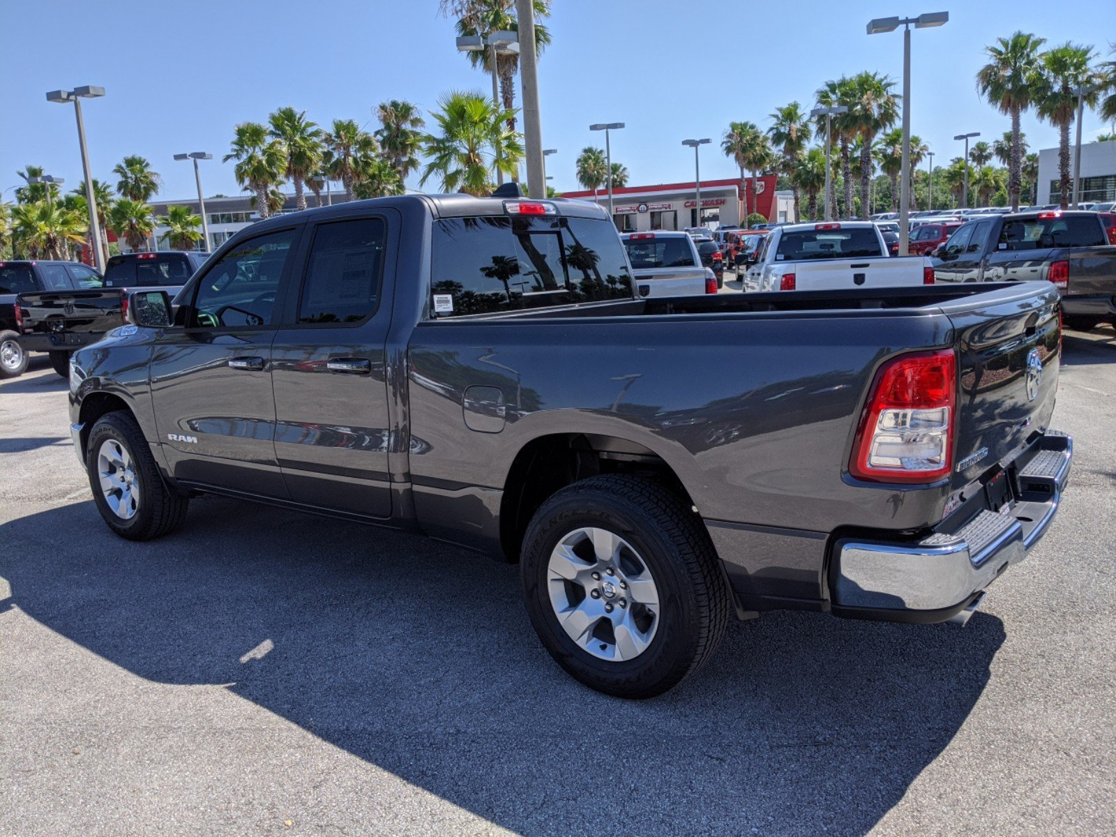 2020 Ram 1500 Quad Cab 4x2, Pickup #R20230 - photo 1
