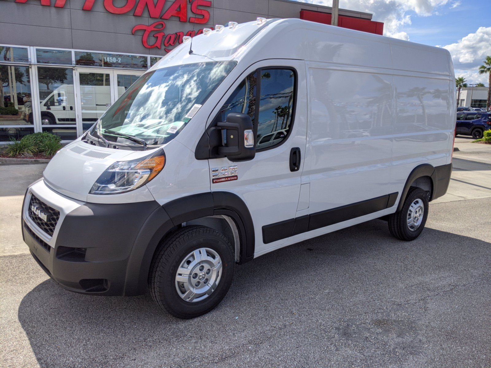 2020 Ram ProMaster 2500 High Roof FWD, Empty Cargo Van #R20385 - photo 1