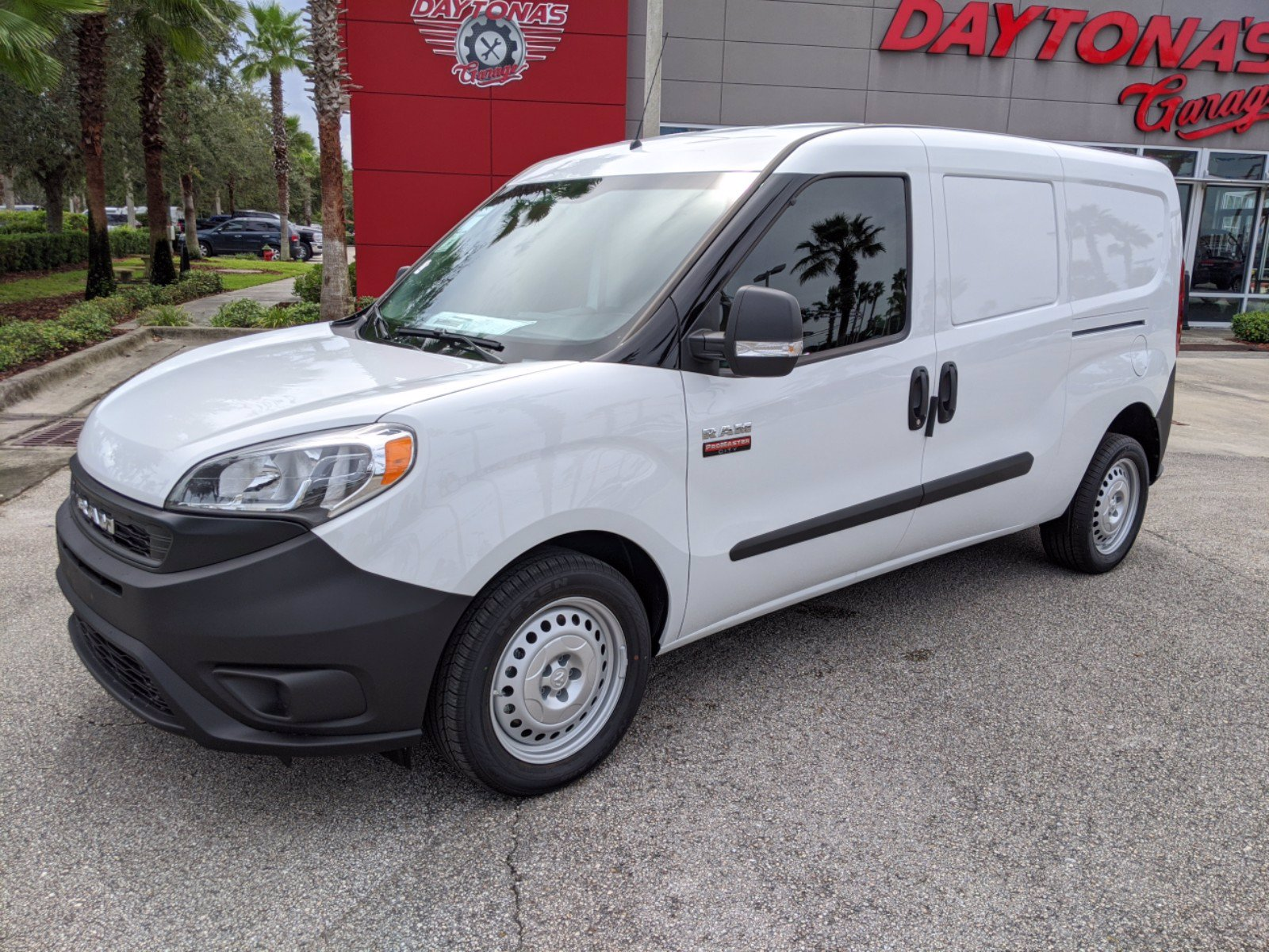 2020 Ram ProMaster City FWD, Empty Cargo Van #R20399 - photo 1