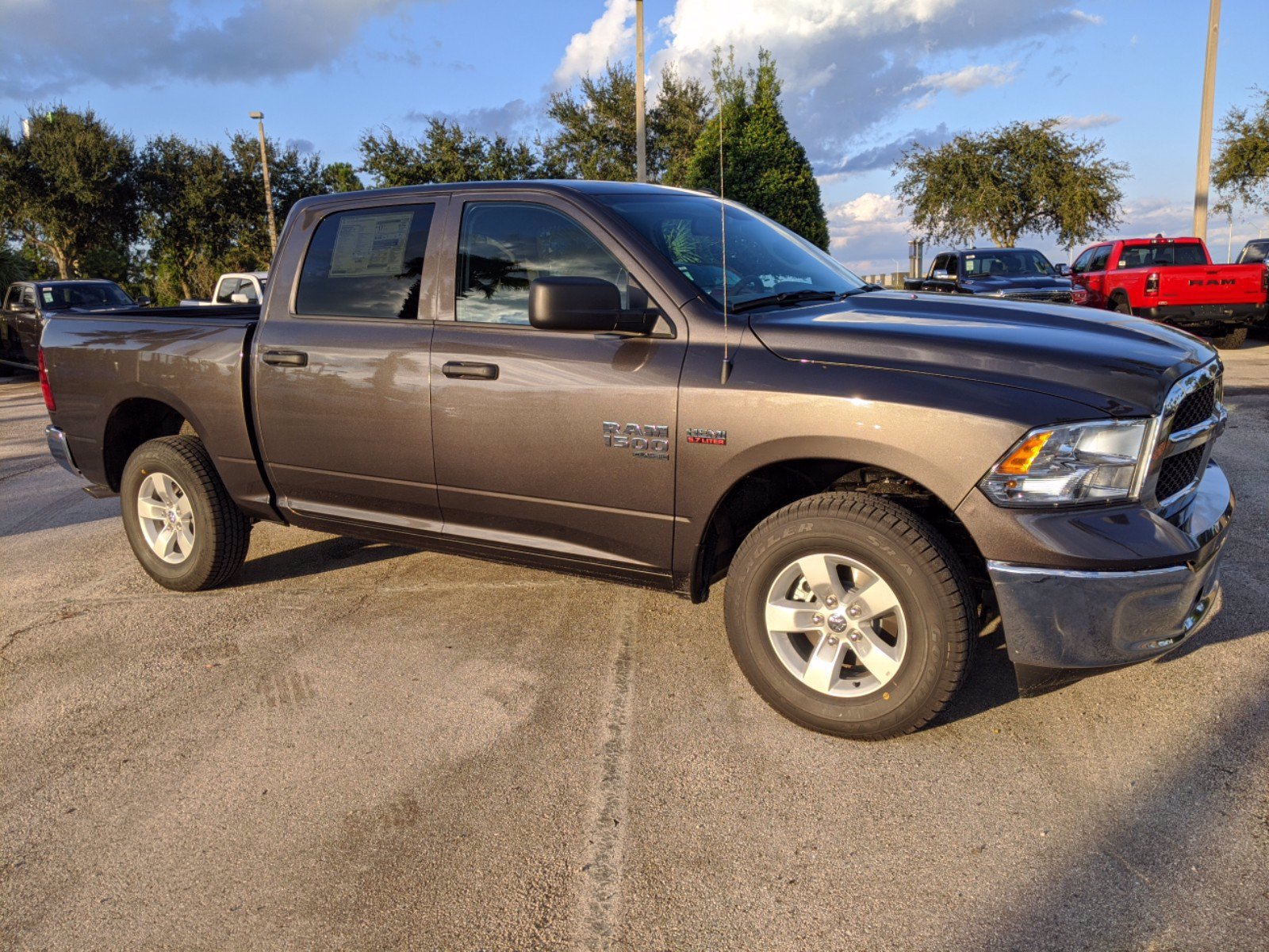 2020 Ram 1500 Crew Cab 4x4, Pickup #R20479 - photo 1