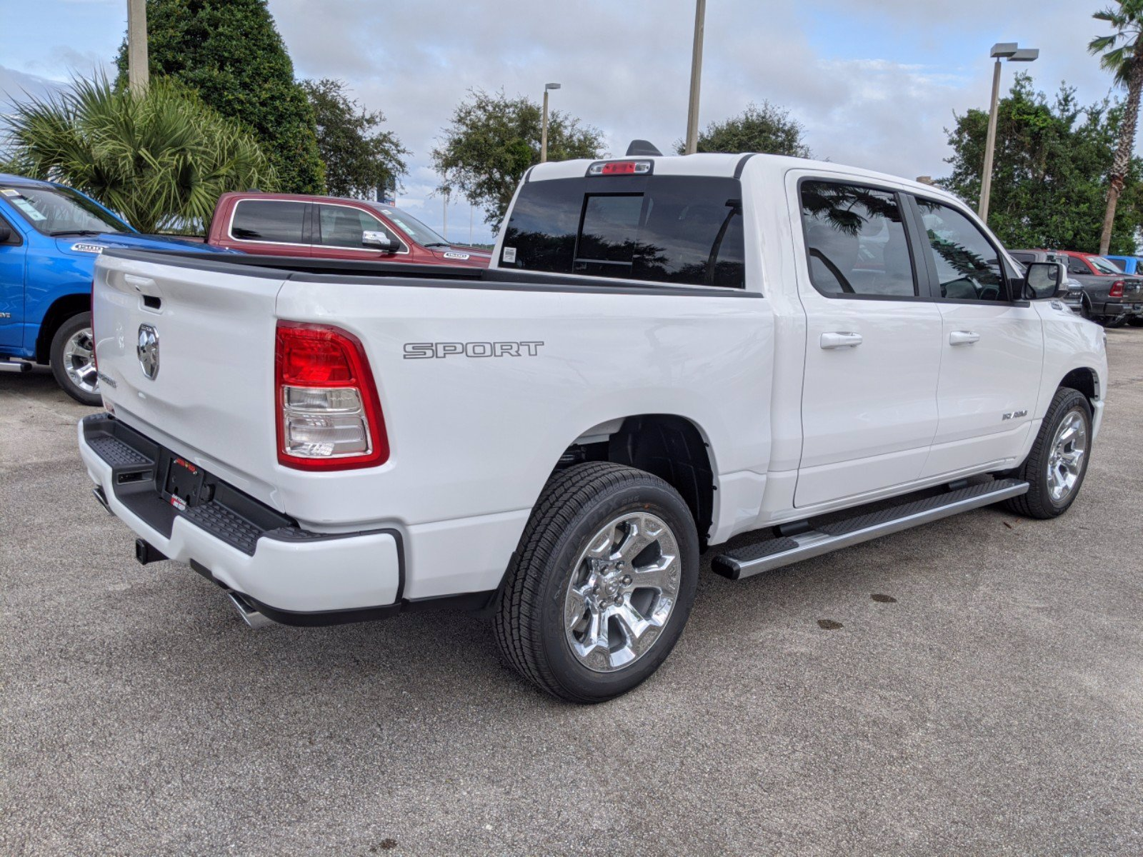 2021 Ram 1500 Crew Cab 4x2, Pickup #R21003 - photo 1