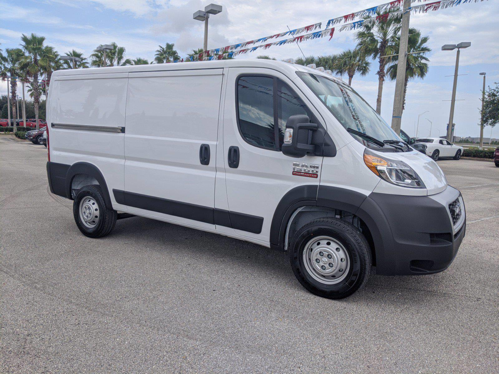 2021 Ram ProMaster 1500 Standard Roof FWD, Empty Cargo Van #R21074 - photo 1
