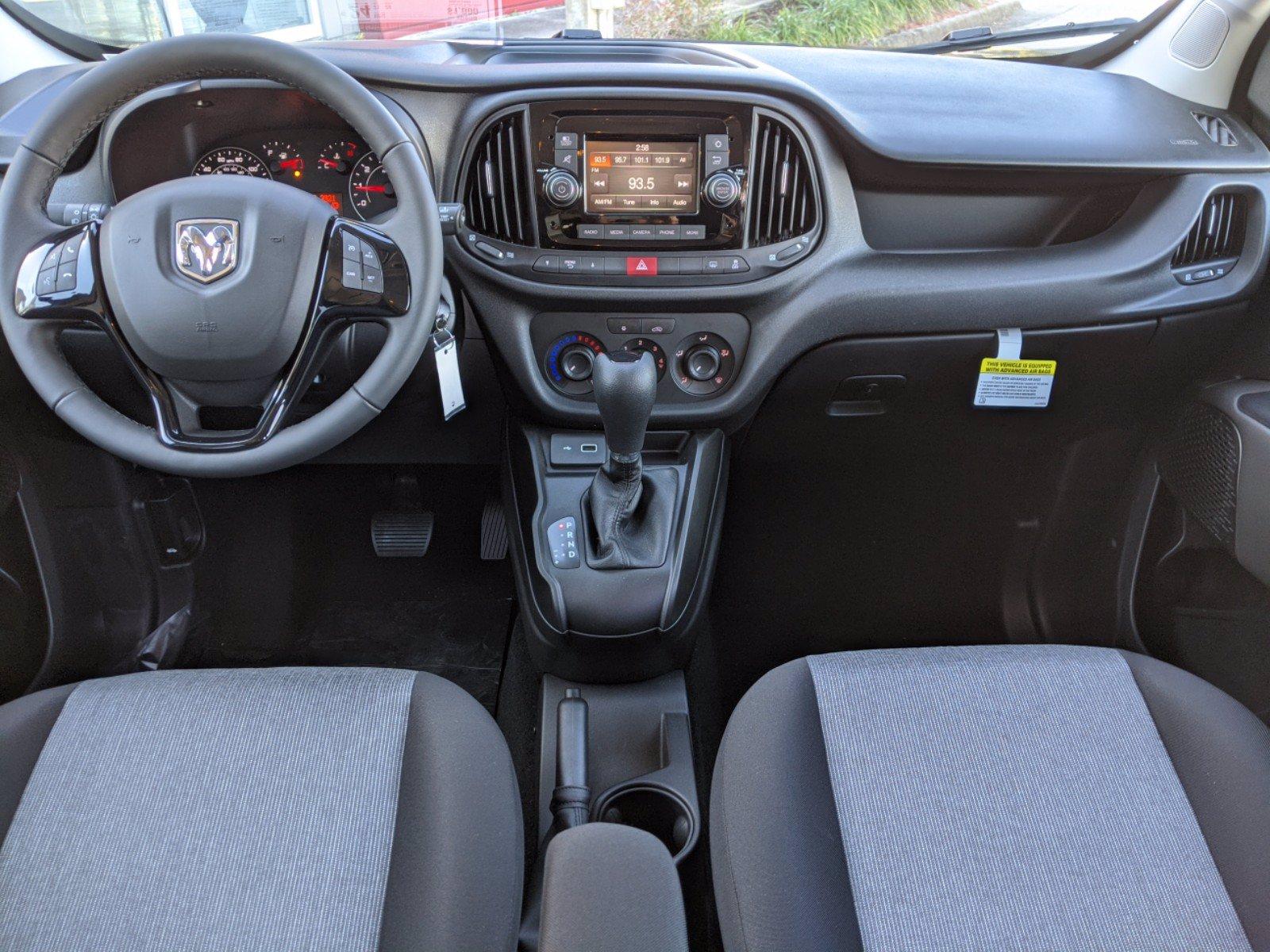 2021 Ram ProMaster City FWD, Passenger Wagon #R21097 - photo 21