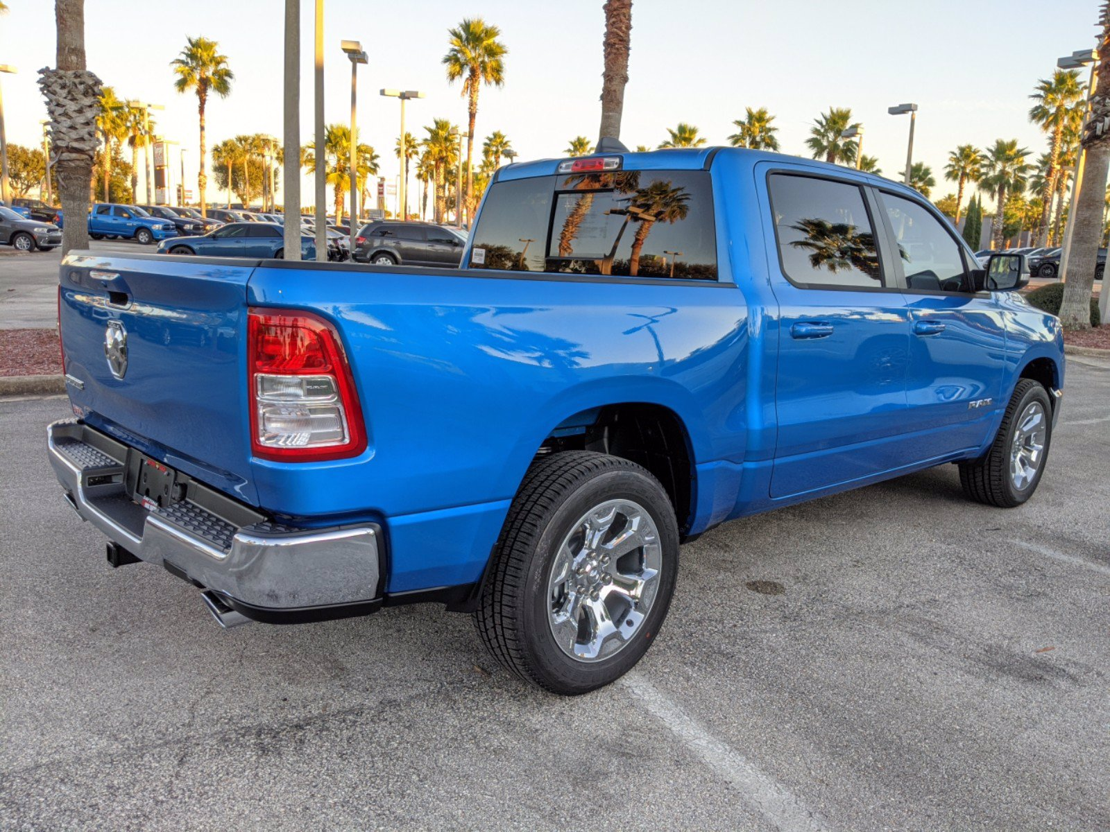 2021 Ram 1500 Crew Cab 4x2, Pickup #R21117 - photo 1