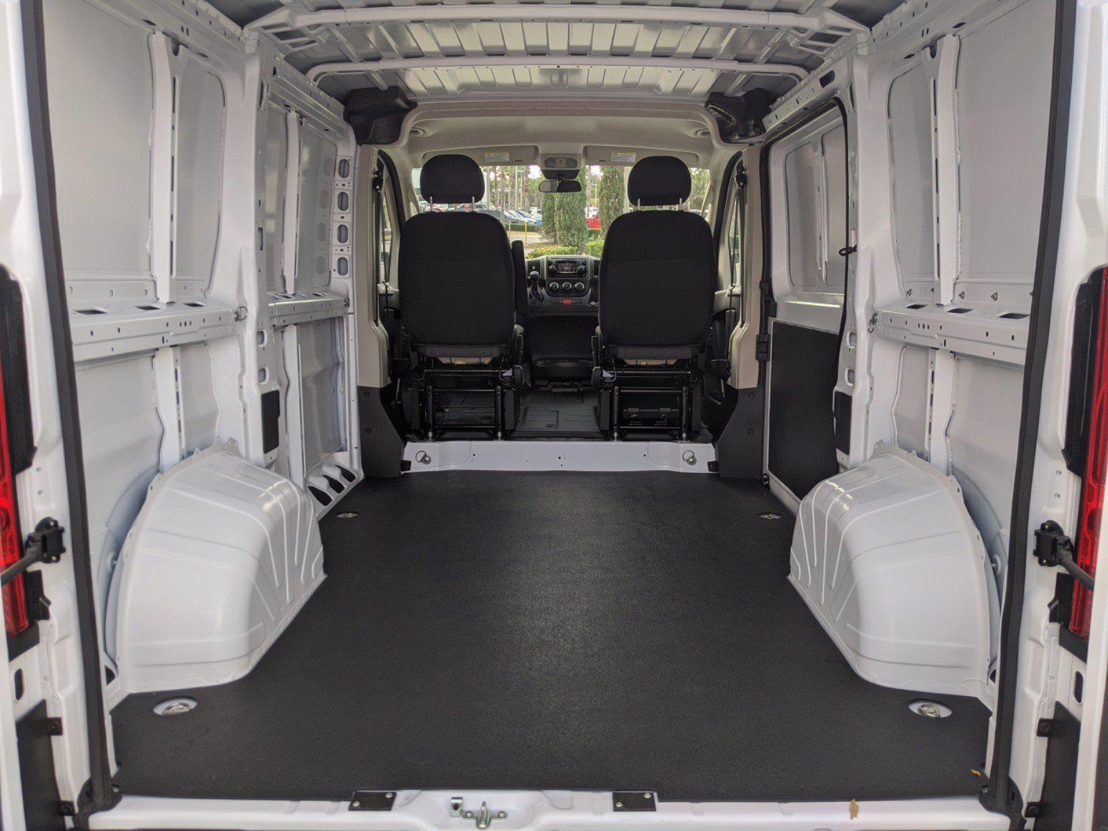 2021 Ram ProMaster 1500 Standard Roof FWD, Empty Cargo Van #R21132 - photo 1