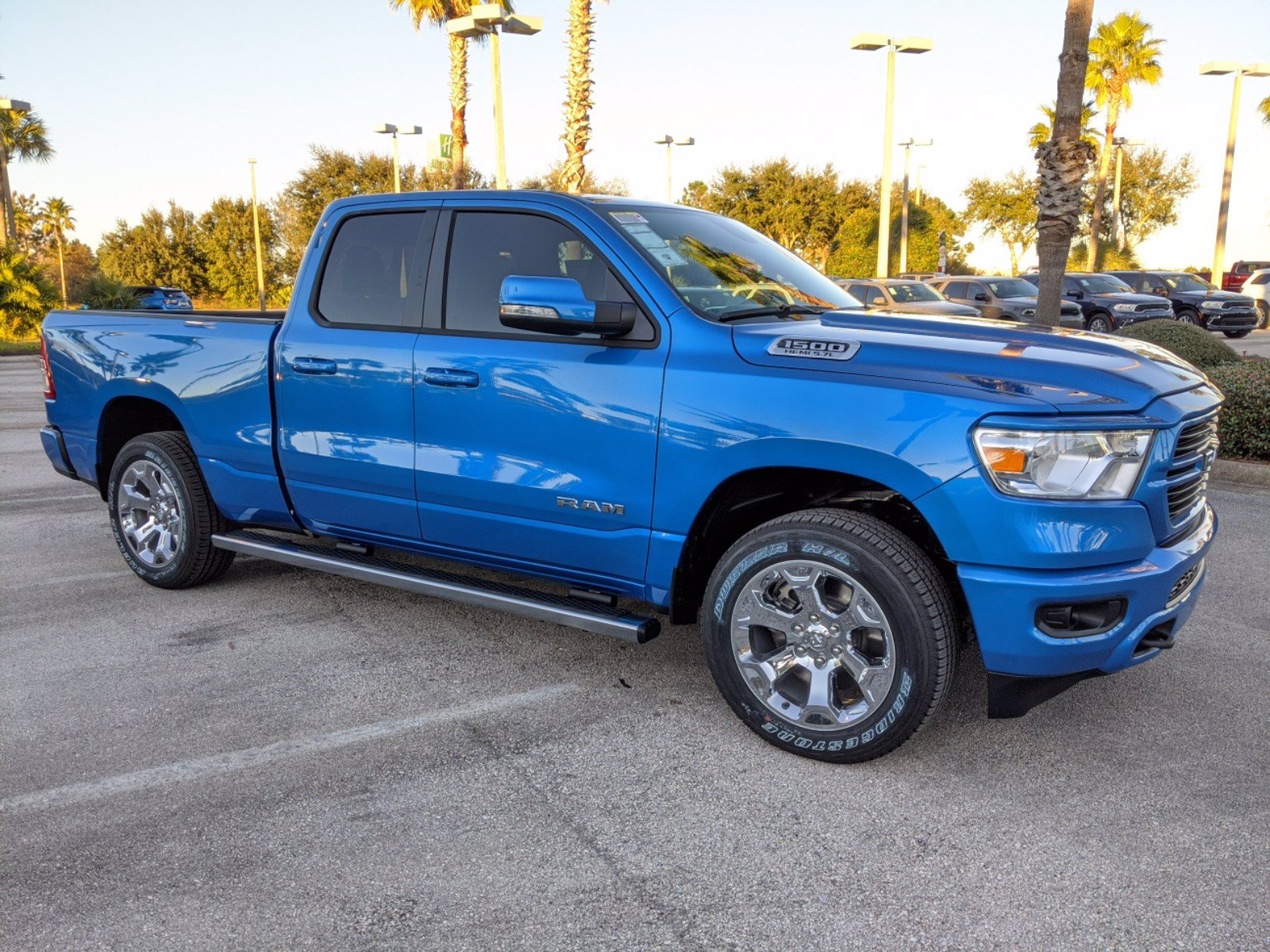 2021 Ram 1500 Quad Cab 4x4, Pickup #R21154 - photo 1