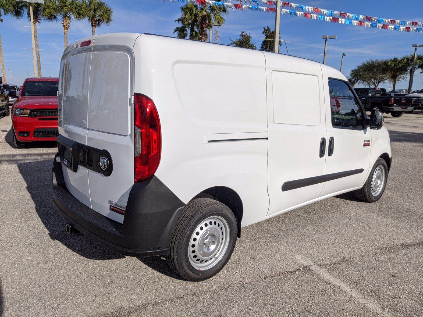2021 Ram ProMaster City FWD, Empty Cargo Van #R21161 - photo 19