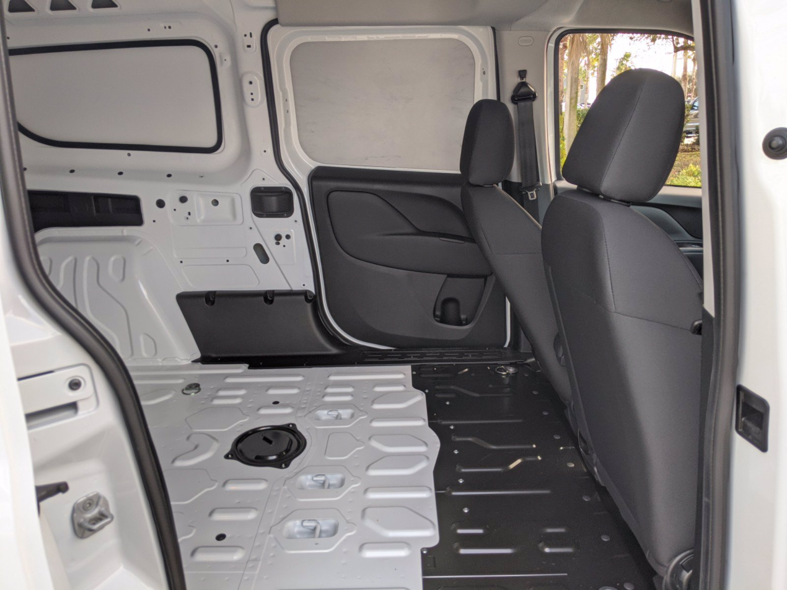 2021 Ram ProMaster City FWD, Empty Cargo Van #R21163 - photo 4