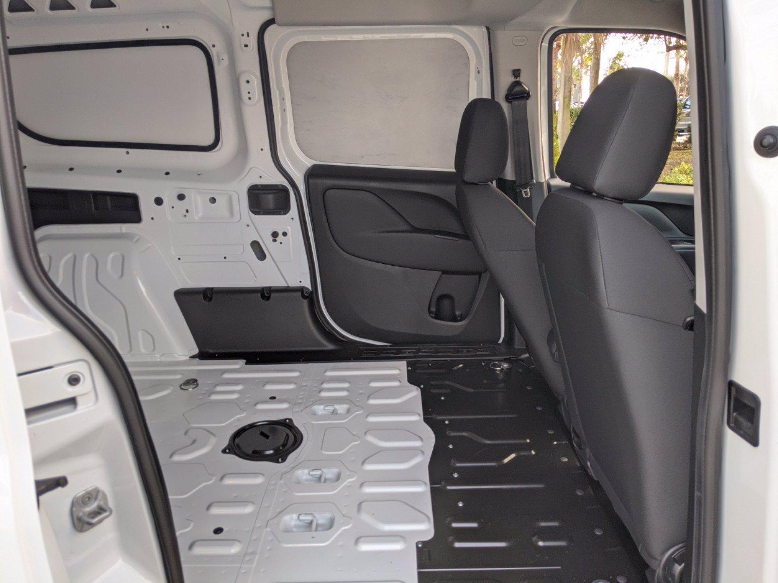 2021 Ram ProMaster City FWD, Empty Cargo Van #R21164 - photo 4