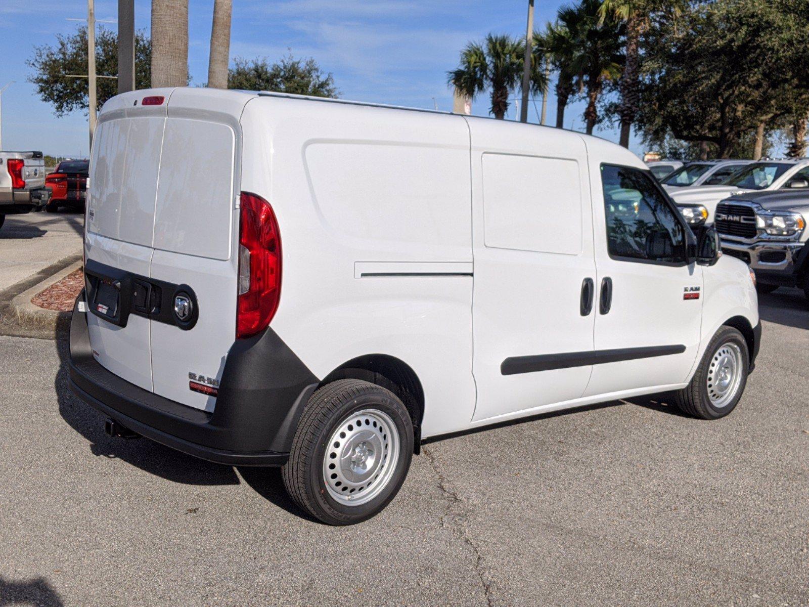 2021 Ram ProMaster City FWD, Empty Cargo Van #R21166 - photo 1
