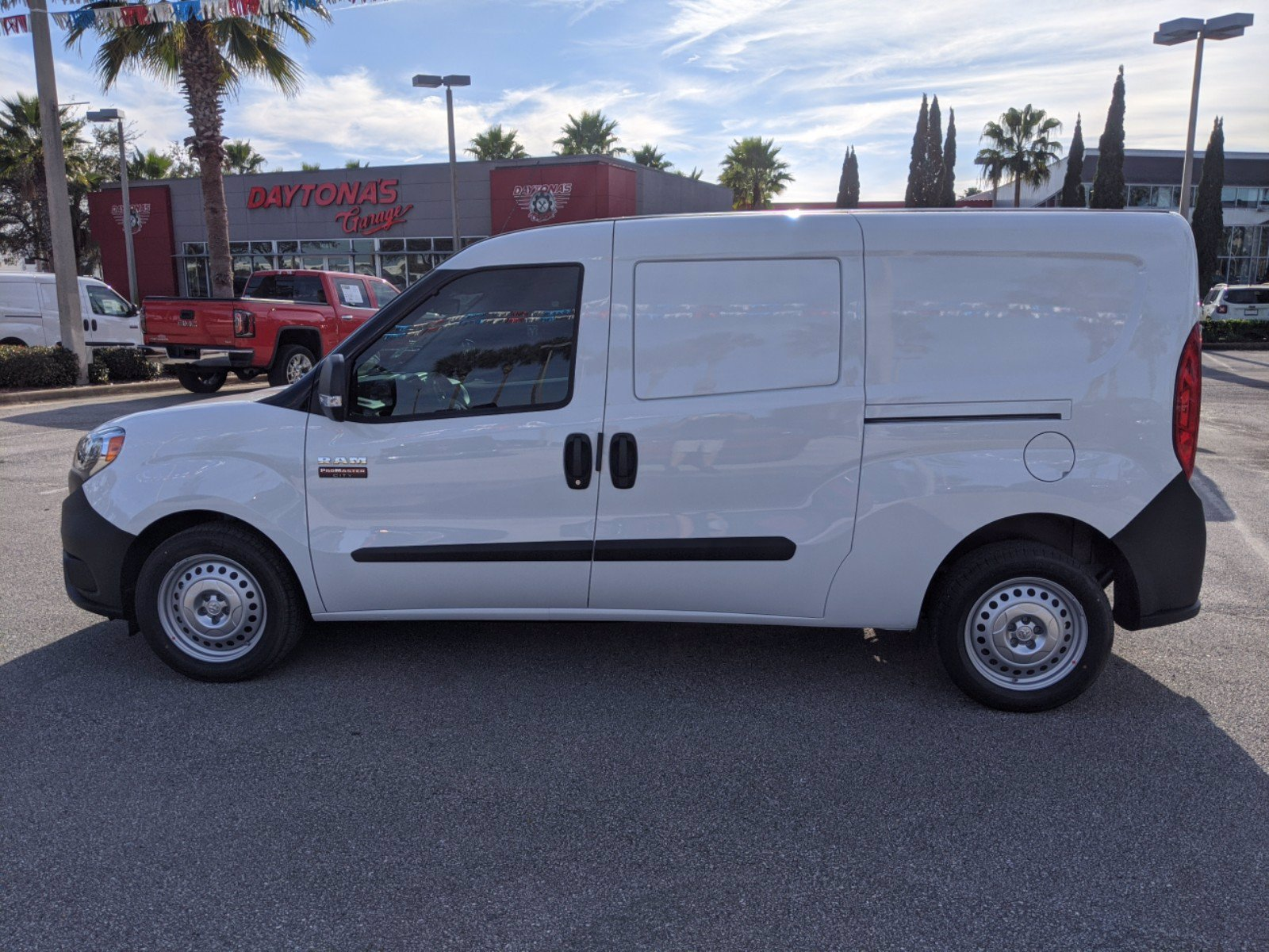 2021 Ram ProMaster City FWD, Empty Cargo Van #R21167 - photo 13