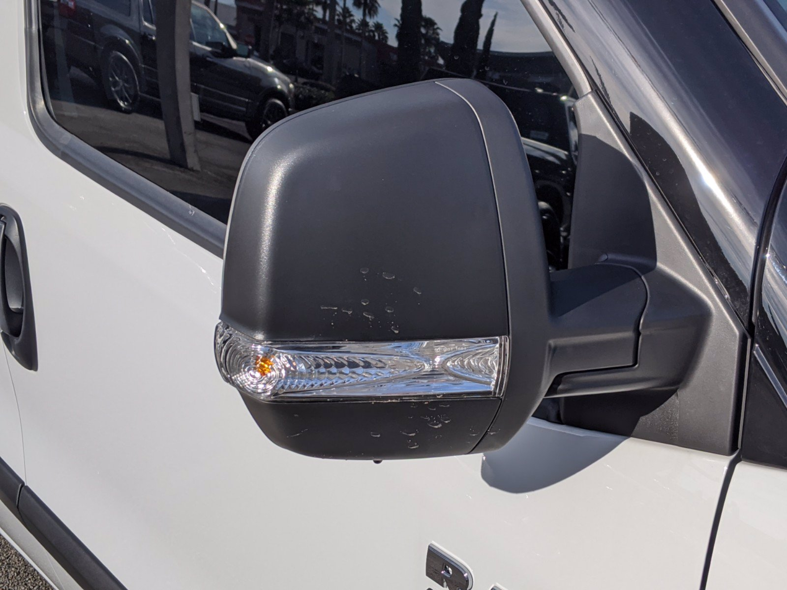 2021 Ram ProMaster City FWD, Empty Cargo Van #R21167 - photo 3