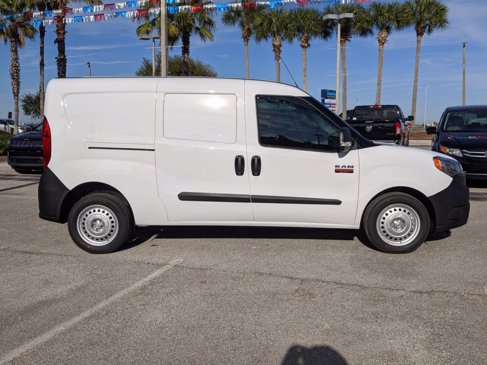 2021 Ram ProMaster City FWD, Empty Cargo Van #R21167 - photo 27