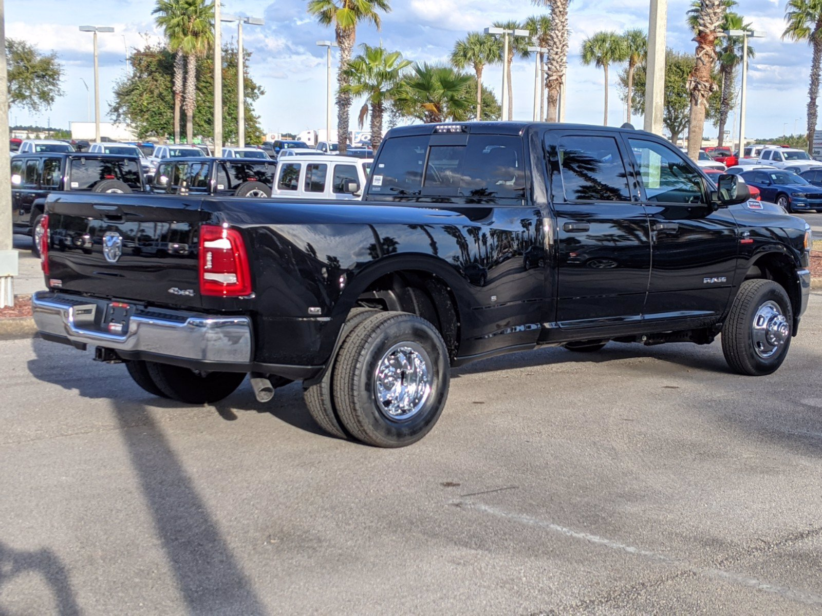 2021 Ram 3500 Crew Cab DRW 4x4, Pickup #R21176 - photo 1
