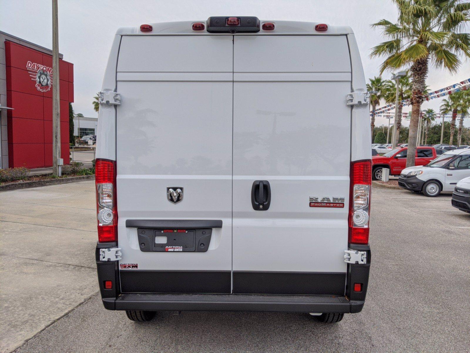 2021 Ram ProMaster 3500 FWD, Empty Cargo Van #R21178 - photo 4