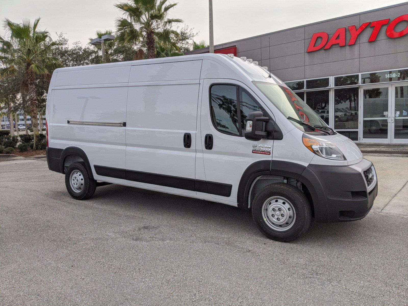 2021 Ram ProMaster 3500 FWD, Empty Cargo Van #R21178 - photo 1