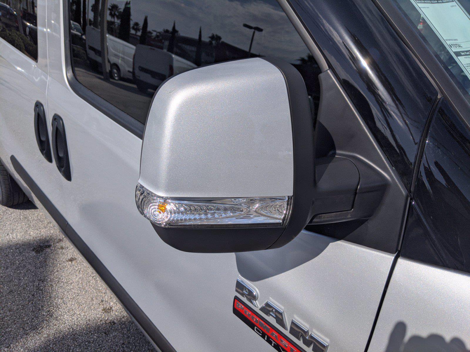 2021 Ram ProMaster City FWD, Passenger Wagon #R21180 - photo 9