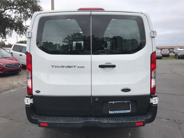 2017 Transit 250 Low Roof, Cargo Van #AD4128 - photo 4